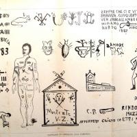 Pierpaolo Leschiutta - Le pergamene viventi. Interpretazioni del tatuaggio nell'antropologia positiva italiana