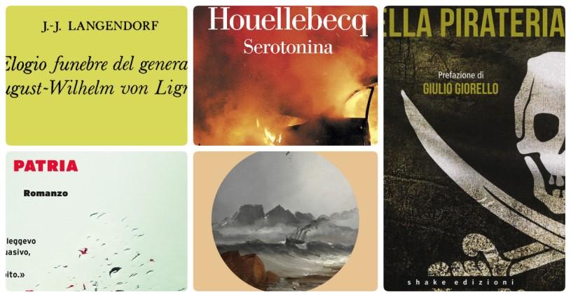 cinque libri, Holgersson blog